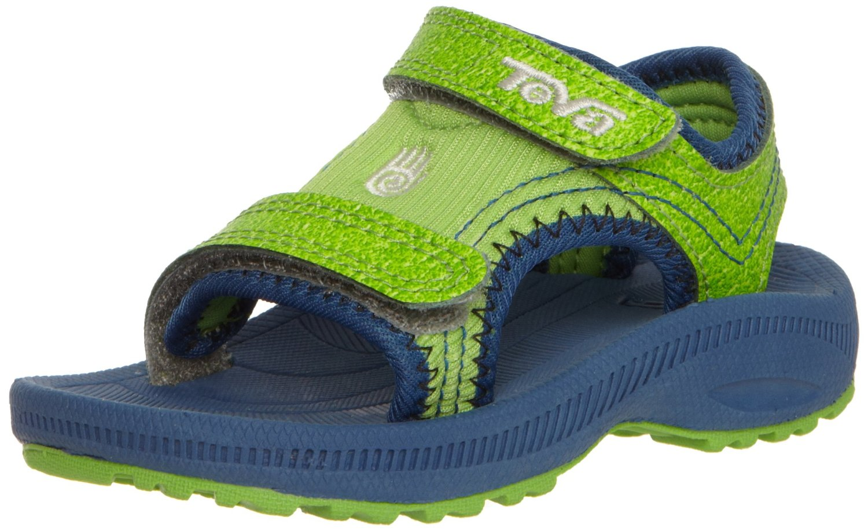 TEVA Psyclone 3 T's Kindersandale Sandale grün Gr. 19-23,5