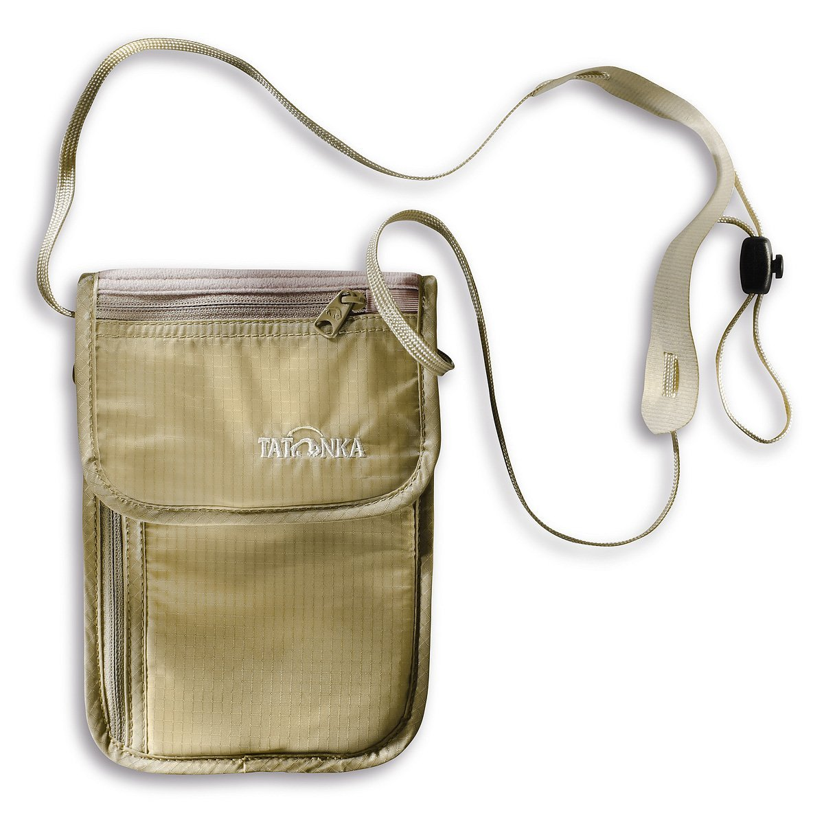 TATONKA Skin Neck Pouch Brustbeutel neck wallet natural