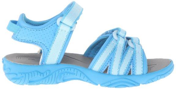 Teva Tirra malibu blue Mädchensandale Kinder Sandale blau