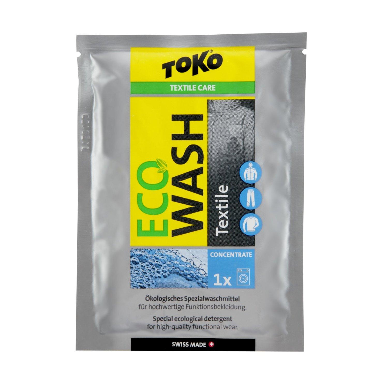 TOKO Eco Textile Wash 40ml 9,87€/100ml Spezialwaschmittel Funktionsbekleidung