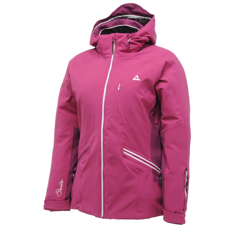 Dare2b Activate Jacket plum pie Damen Skijacke dunkles pink