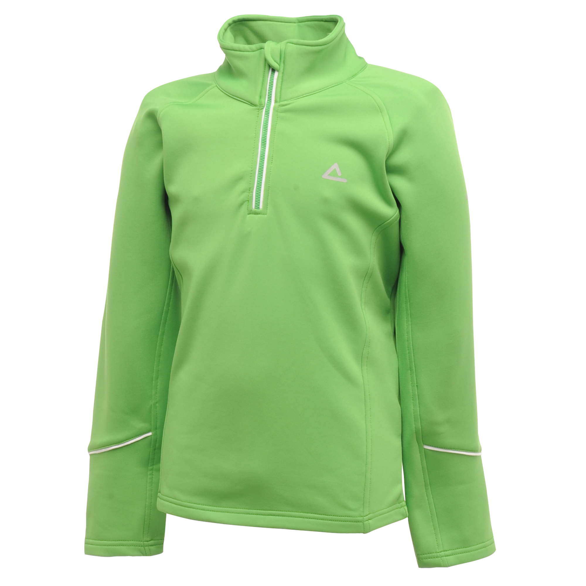 Dare2b Ricochet Core Stretch Kinderpullover Skipulli grün
