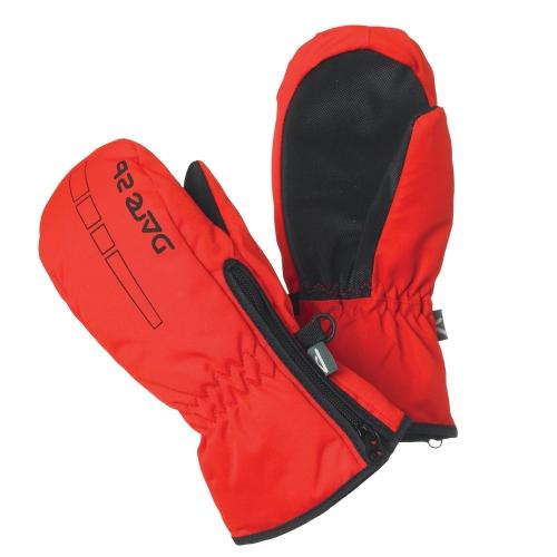 Dare2b Snowdown Mitt Kinder Handschuhe Fäustling 2 - 3 DKG009 rot