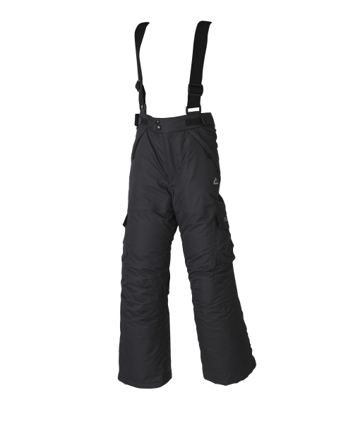 Dare2b Switch Over Trousers Kinder Skihose Schneehose schwarz