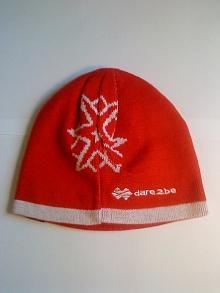 dare2be Mütze Skimütze Wintermütze unisex DWC145 rot