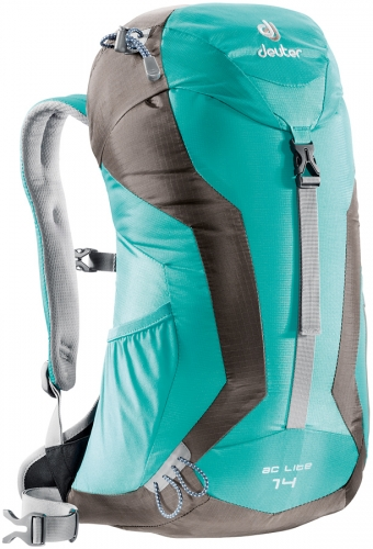 Deuter AC Lite 14 leichter Wanderrucksack Rucksack Aircomfort System mint