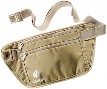 Deuter Security Money Belt S kleiner Geldgürtel Bauchtasche