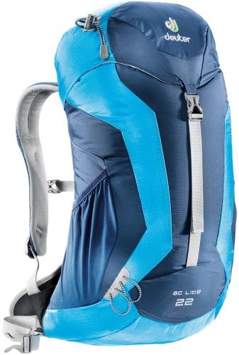 Deuter AC Lite 22 midnight-turquoise leichter Wanderrucksack blau 22l
