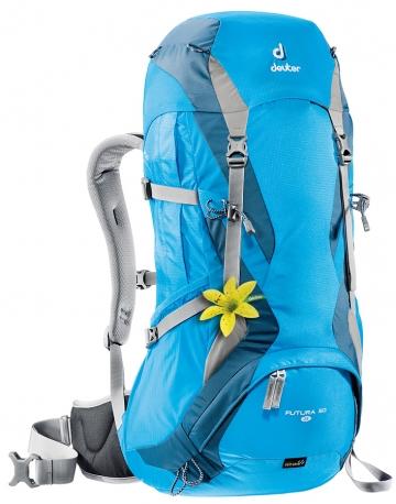 Deuter Futura 30 SL turquoise-arctic Damen Wanderrucksack blau 30l