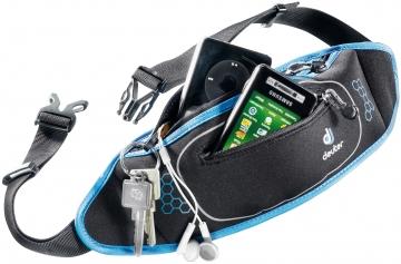 Deuter Neo Belt II black-coolblue Hüfttasche Gürteltasche
