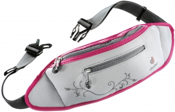 Deuter Neo Belt II silver-magenta Hüfttasche Gürteltasche