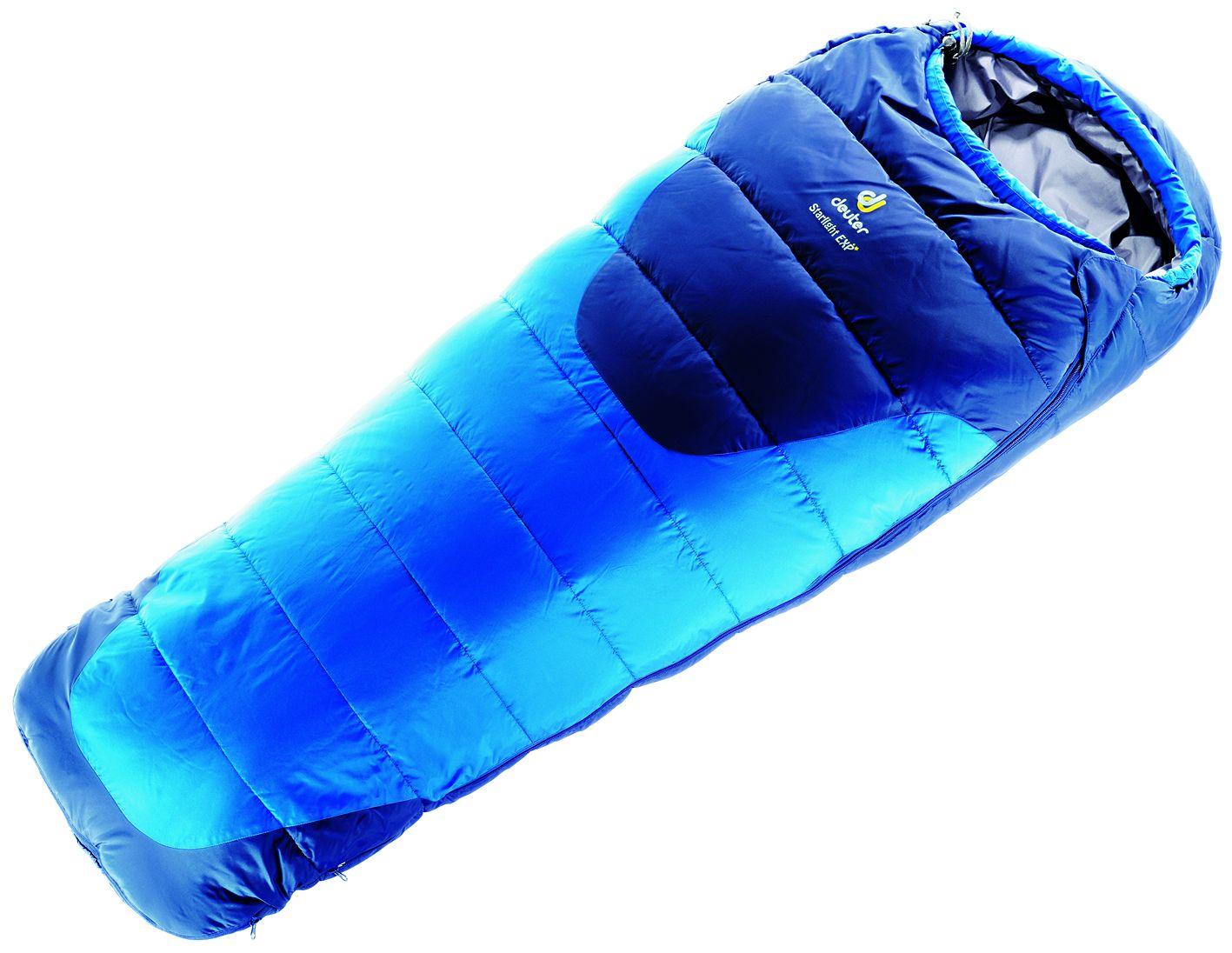Deuter Starlight cobalt-steel Kinderschlafsack Schlafsack erweiterbar blau