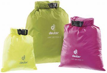 Deuter Light Drypack Packsack Schutzsack wasserdicht