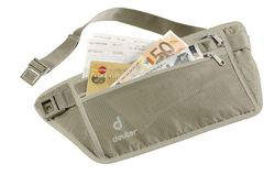 Deuter Security Money Belt sand Geldgürtel Bauchtasche