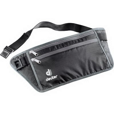 Deuter Security Money Belt black Geldbeutel Hüfttasche