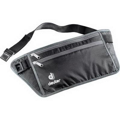Deuter Security Money Belt black Geldbeutel Hüfttasche