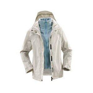 Vaude Black Cloud Jacket Damen Winter Jacke Doppeljacke Gr. 40 kit