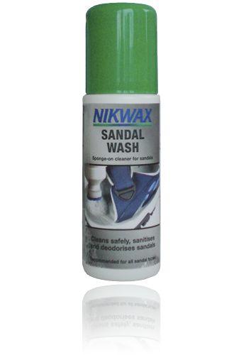 Nikwax Sandal Wash 125ml 7,12€/100ml Reiniger für Sandalen