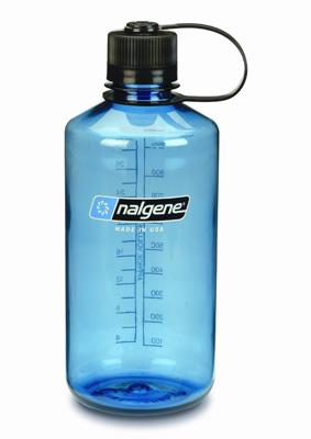 Nalgene Flasche Trinkflasche 1l blau