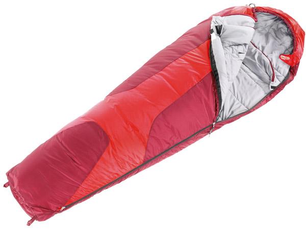 Deuter Orbit 0° Regular Schlafsack Zip links koppelbar